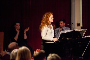The Gesualdo Six Composition Competition Winner - Joanna Ward