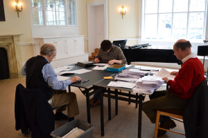 The Gesualdo Six - Composition Competition Judging Panel 2016
