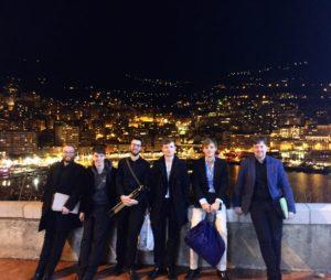 G6 in Monaco 2016